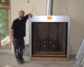 Gas Fireplace Napoleon Dream