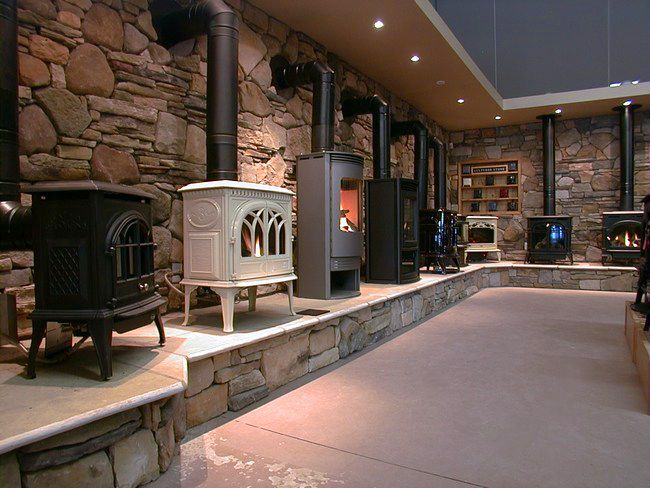 Gas Fireplace Stoves