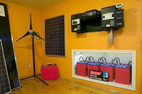 Kingston Solar Room
