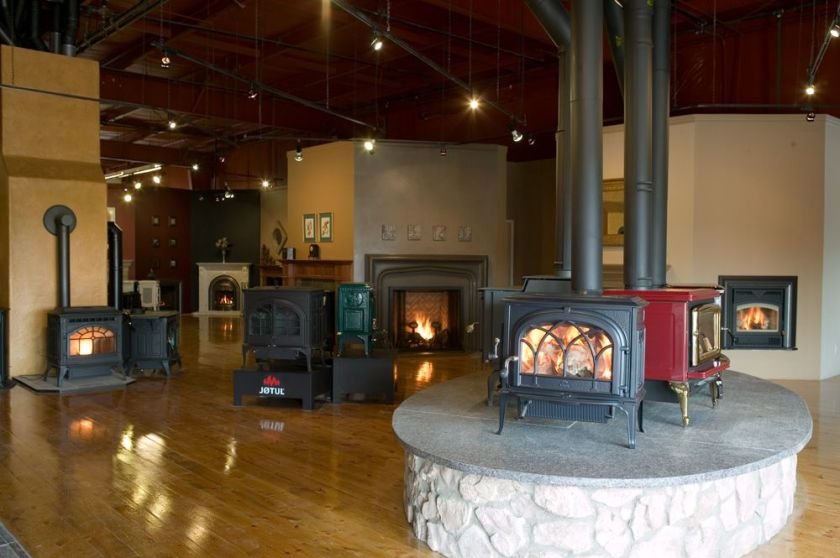 Kingston Wood Stoves