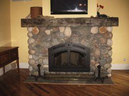 Napoleon wood fireplace (NZ3000)