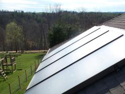 Solar Collector 4 Panels
