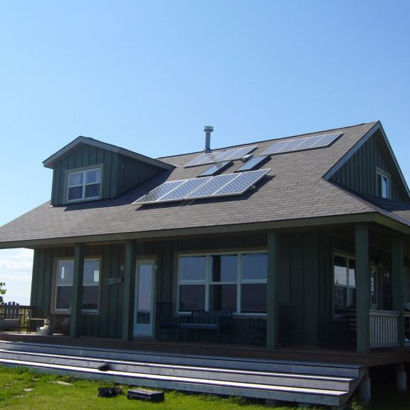 Solar Roof Array
