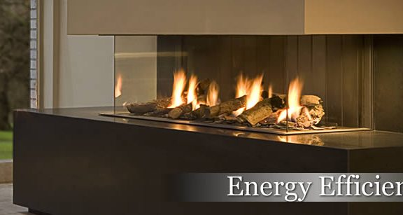 Linear Gas Fireplace >> Bellfire Deluxe 3 Sided, Corner and See Through ...