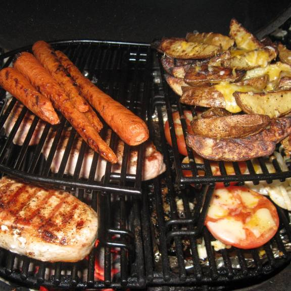 Primo Oval JR Food