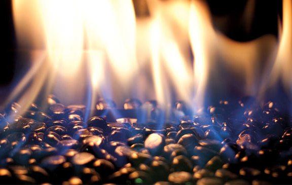 Enviro E30 Gas Fireplace Insert Glass Media Kit