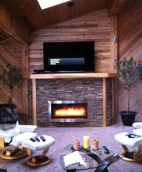 Kozy Heat Slayton Fireplace Customer