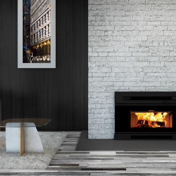 ... EnerZone Destination 1.5 Modern Wood Insert ... - EnerZone Destination 1.5 - Friendly FiresFriendly Fires