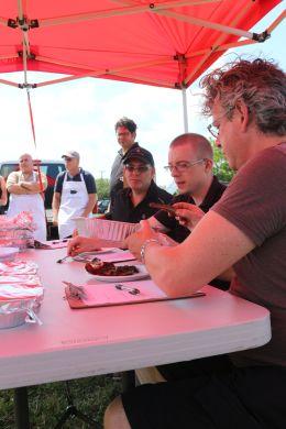 Kingston BBQ Judges 2