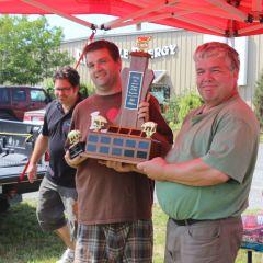 Kingston BBQ Winner