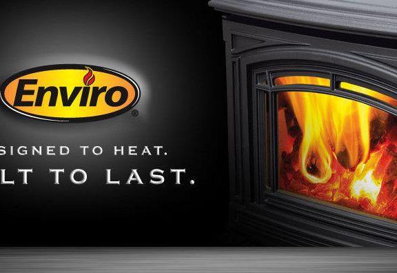 Enviro - Engineered to heat, built to last.