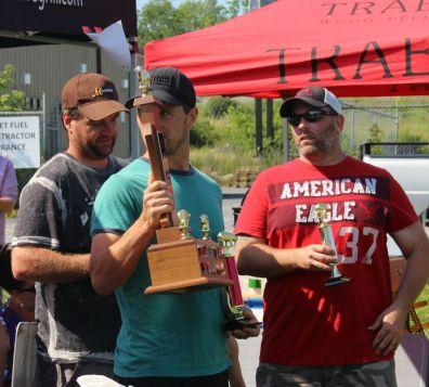 Kingston BBQ Rib Trophy