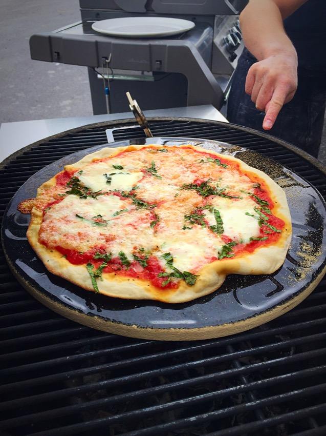 Atomica BBQ Pizza Primo Pizza Stone