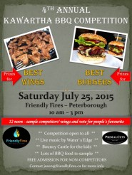 BBQ Competition Peterborough