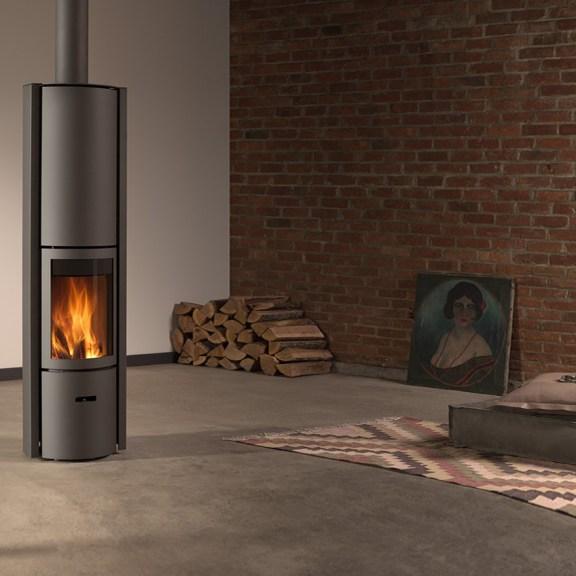 Stuv 30 Modern Wood Stove Top Heater