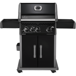 Napoleon Rogue 425SIB - Black Lid | Friendly Fires - Propane Grills