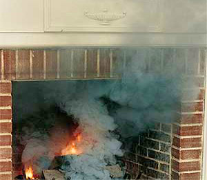 how to deal with backdraft issues