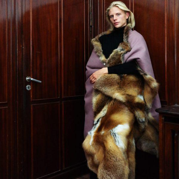Fur Blanket Throw