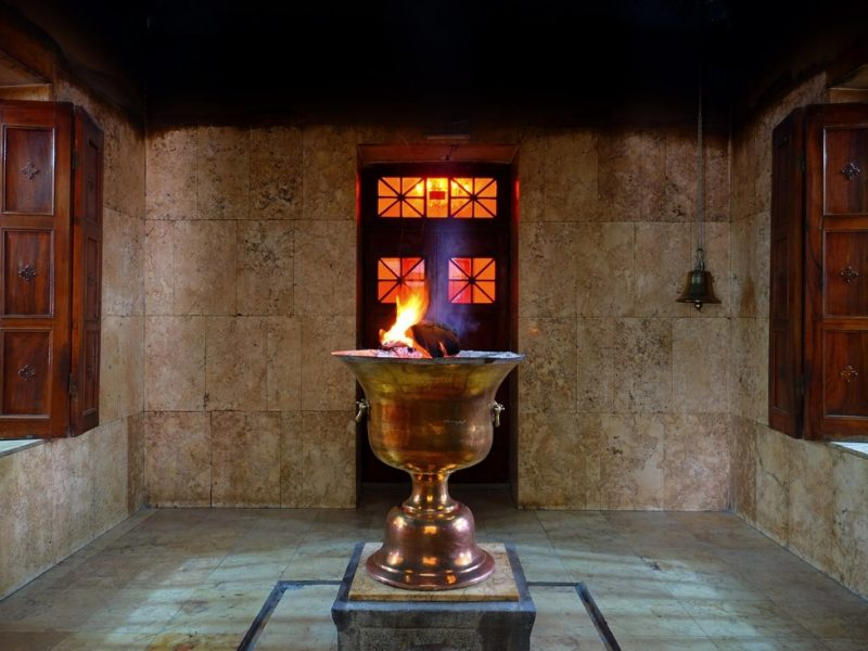Image result for fire temple in Zoroastrianism