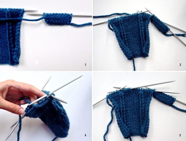 start round knit