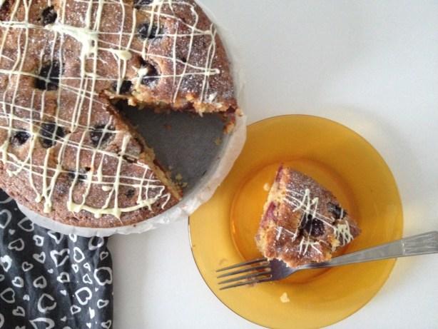 Cherry nut cake recipie