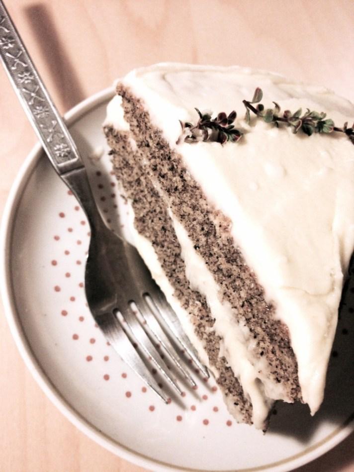 Earl Grey cake with Elderflower Buttercream recipie