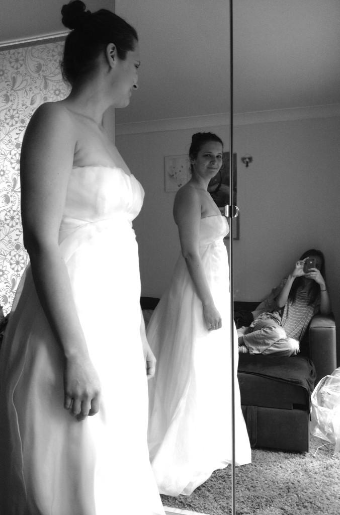 wedding dress alterations