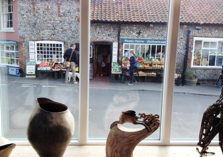 local shops in Cley