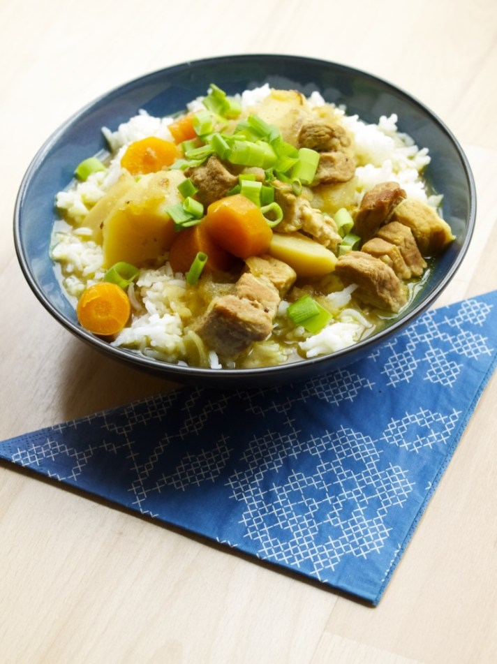 Bill's Japanese Curry recipe