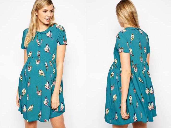 My wish list: ASOS maternity shirt dress