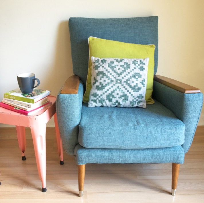 My journey in chair upholstery