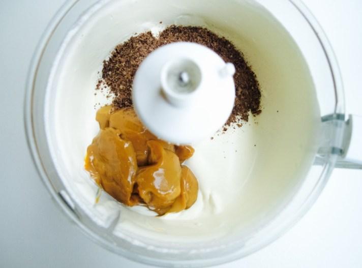 This Mint chocolate cream tart taste like South African treat, peppermint crisp tart