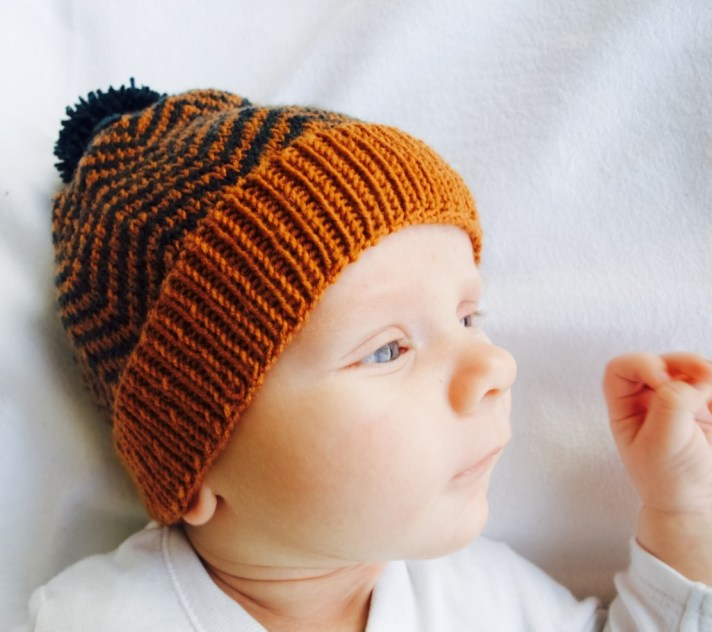 Kids hat pattern included