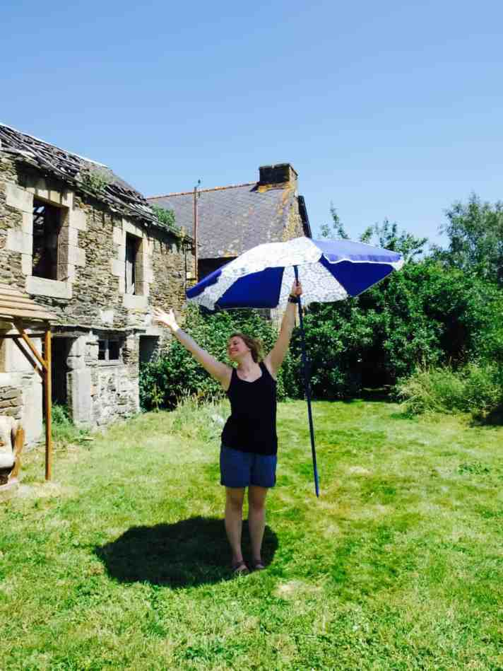 French holiday with friends (in Brittany)