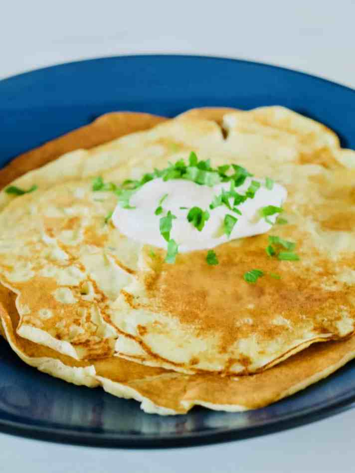 Basic potato pancake recipe