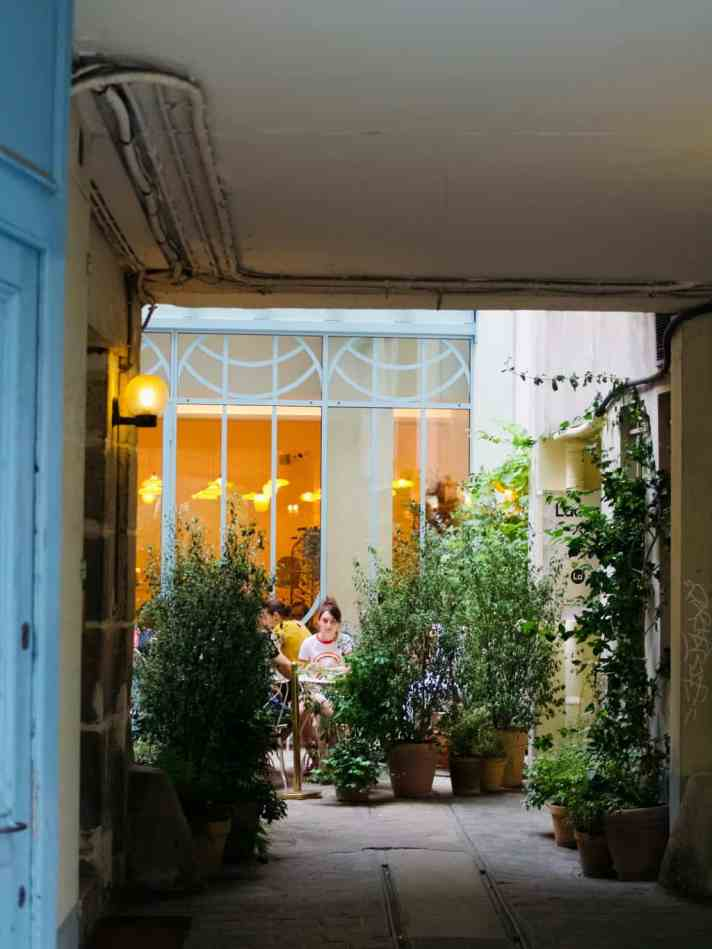 Cafe inspirations: our weekend away in Paris