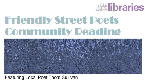 Norwood Library Friendly Street Poets 2016 small
