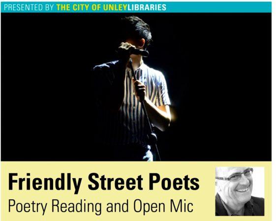 Friendly Street Poets_Unley Poster2016