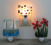 Fused Glass by Bert