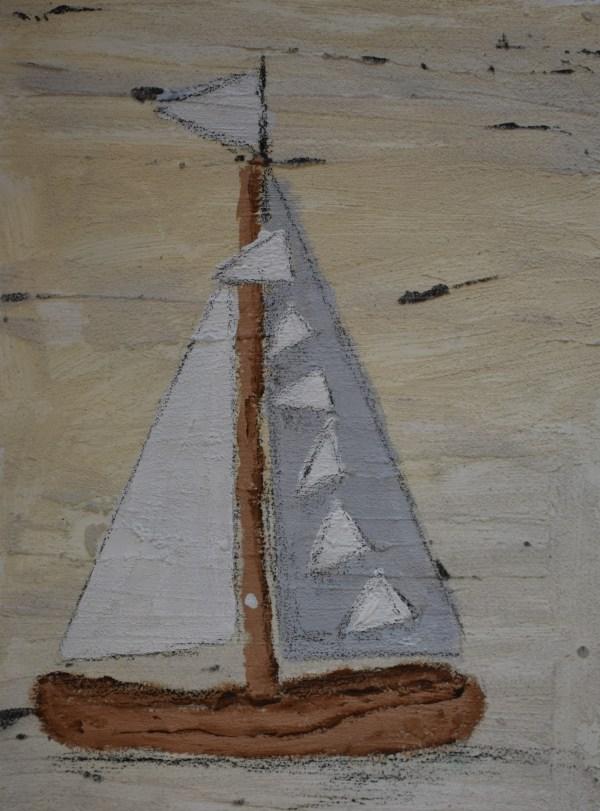 SD Sandy Sails 9×12 mixed $40 8-18
