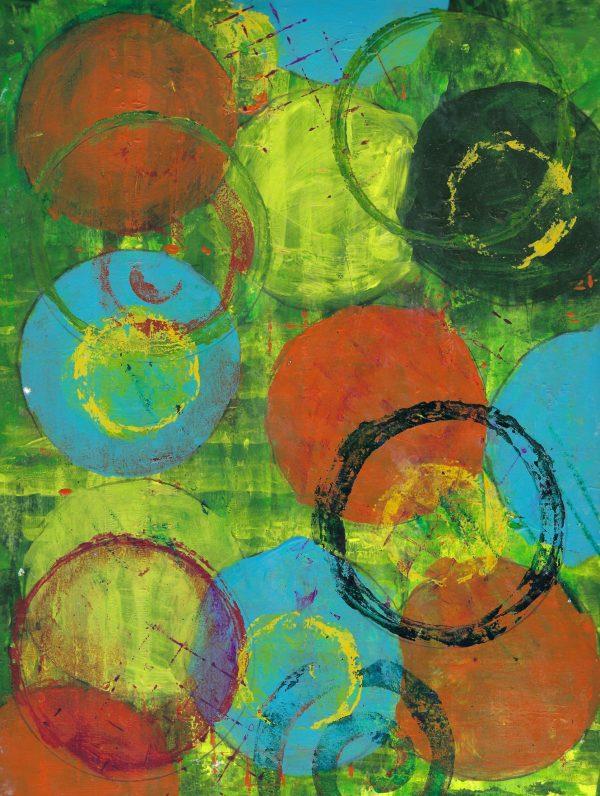 AT Spinning Around 9×12 Acrylic $40 11-16
