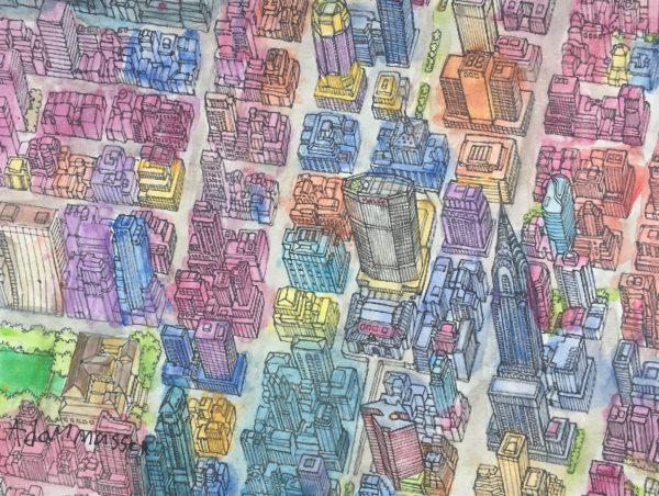ADM NYC Diversity 9×12 Mixed $35 1-18