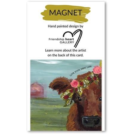 Magnet – Live Your Best Life