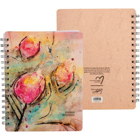 Spiral Notebook – Spread Kindness