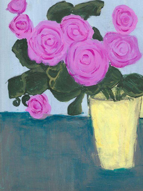 WS BloomsOfSugar 9×12 Acrylic $40 02-18