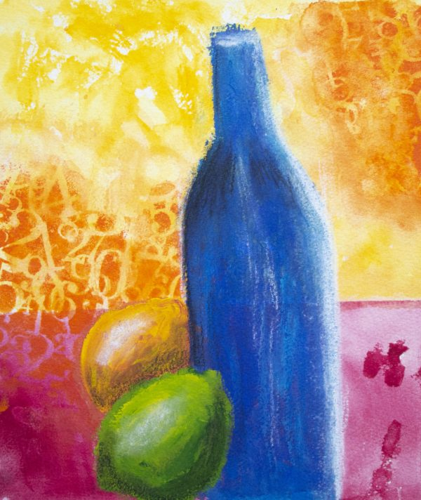 EG Still Life by Number 10.5×12 mixed $50 3-16