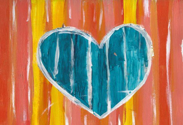 JeB Heart of Ice 9×12 acrylic $45 3-19