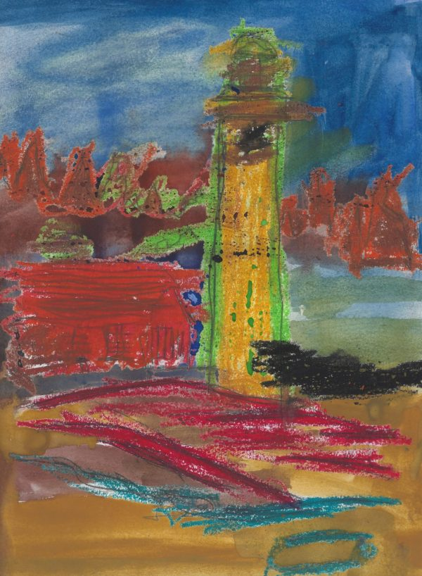 MN Light Up the Night 9×12 mixed $45 6-18