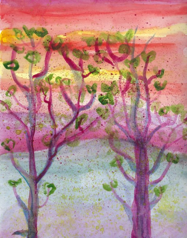 ShL purple mist 9×12 watercolor $45 12-19