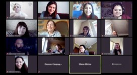 AVP Ukraine online meeting